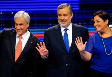 Solo la derecha va a segunda vuelta por la Presidencia de Chile