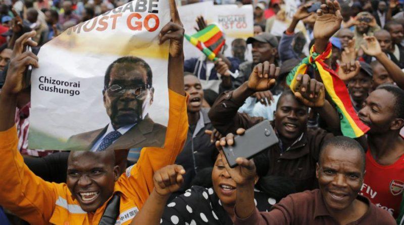 El No Golpe de Estado que sacude a Zimbabue