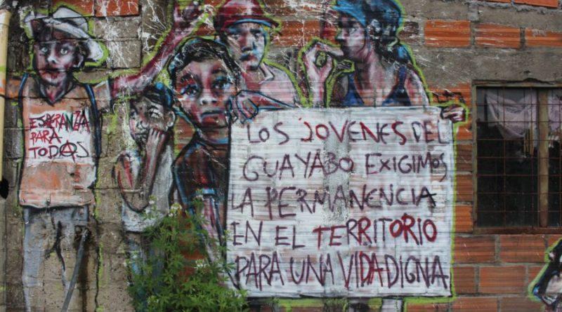 Comunidad El Guayabo retorna a sus tierras