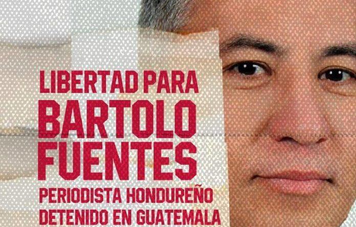 Bartolo Antonio Fuentes: El hombre que decidió romper el silencio de la barbarie y tragedia humanitaria que se vive en Honduras