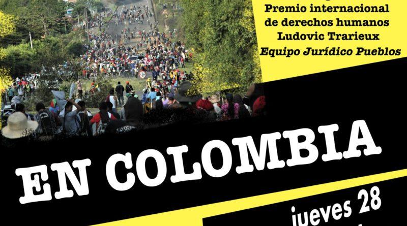 ABOGACIA Y DEFENSA DE LOS DERECHOS HUMANOS EN COLOMBIA