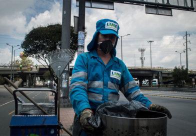 Bogotá: crónica de un simulacro ante el coronavirus