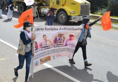 El caso de José Vicente Murillo: ocho meses en la cárcel por ser líder social en Colombia.