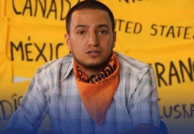 Declaran libertad inmediata para Julián Gil, líder social colombiano.