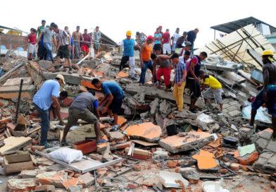 Solidaridad europea con afectados por huracanes