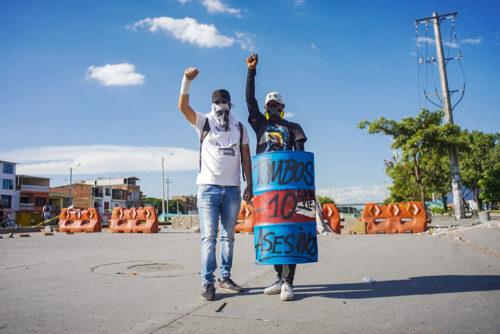 Colombia. Congreso de los Pueblos:»El régimen no quiere perder nada y está dispuesto a masacrar al pueblo colombiano para defender sus interes»