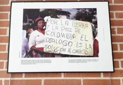 Exposición fotográfica «Colombia desplazada»
