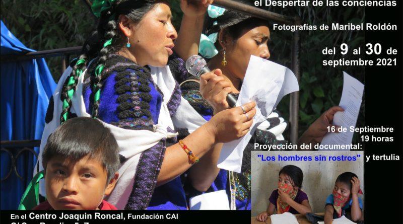 Exposición fotográfica: Chiapas, el despertar de las conciencias